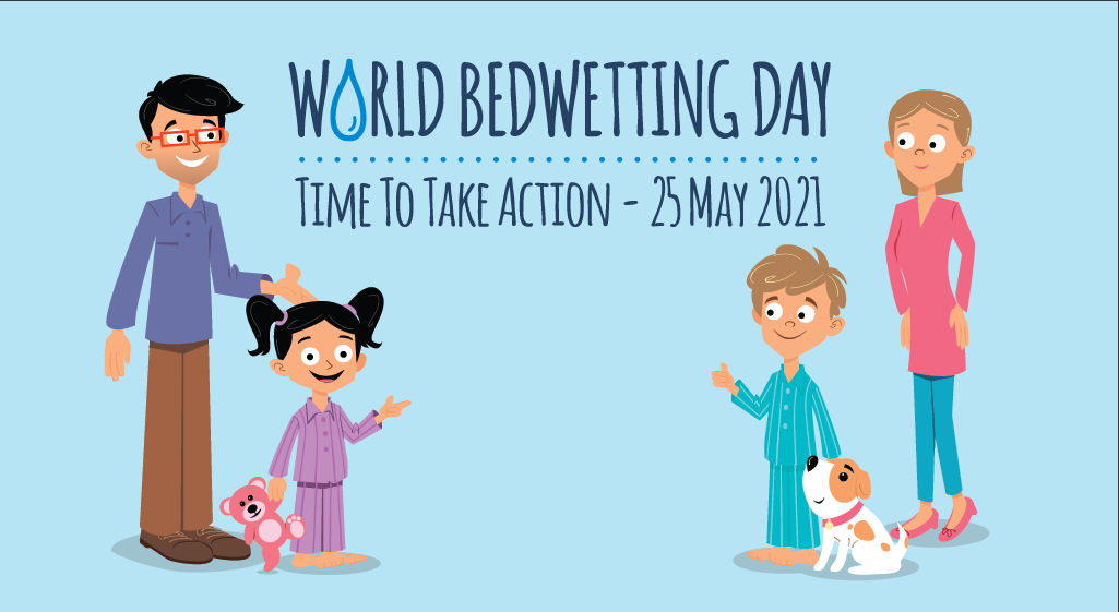 Bedwetting is nobody's fault. It can and should be treated